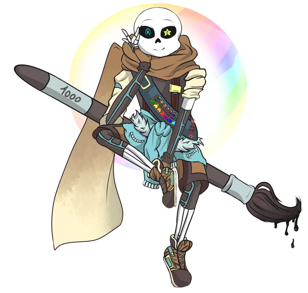Undertale smut x reader. Ink sans png clipart free stock