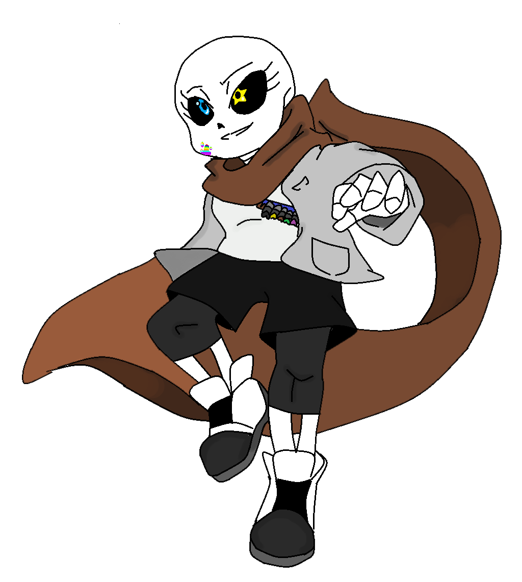 Image by thegreatrouge d. Ink sans png banner