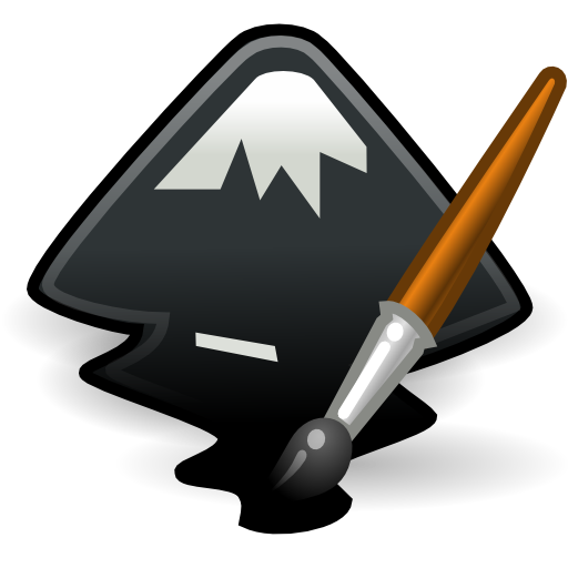 Inkspace svg. Inkscape icons o a