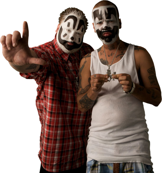 Insane clown posse png. Psd official psds share