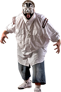 Insane clown posse png. Violent j of explains