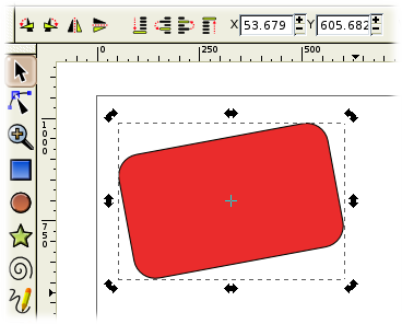 Inscape drawing tool. Inkscape other tools wikibooks