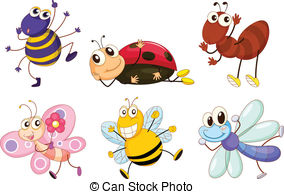 Insects stock illustration images. Bugs clipart clipart free download