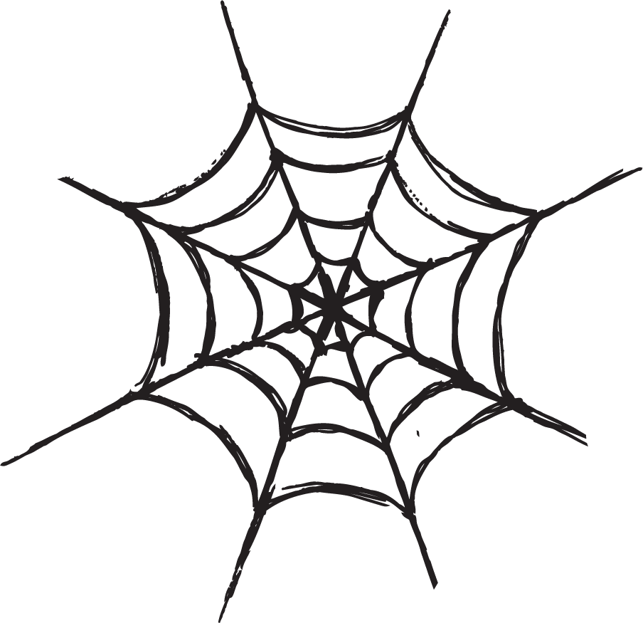 Free spooky cliparts download. Drawing detail halloween clip freeuse stock