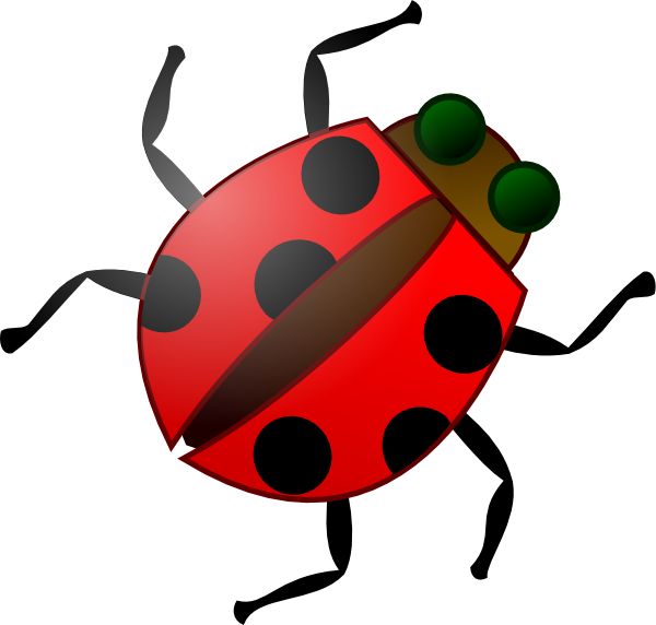 Vector expressions insect. Bug clip art at