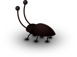 Cockroach bug clip art. Insect clipart small insect clip free download