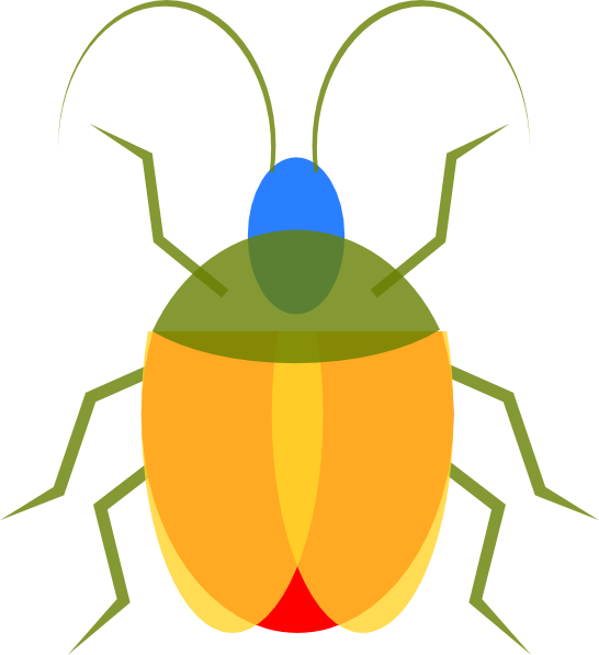 Vector expressions insect. Free cute cliparts download