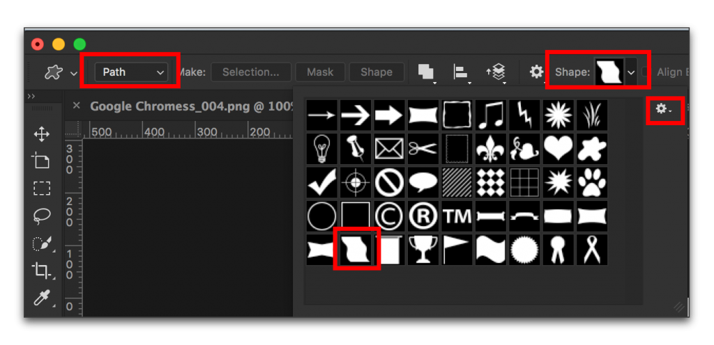 Insert png into photoshop. Adobe adding text inside