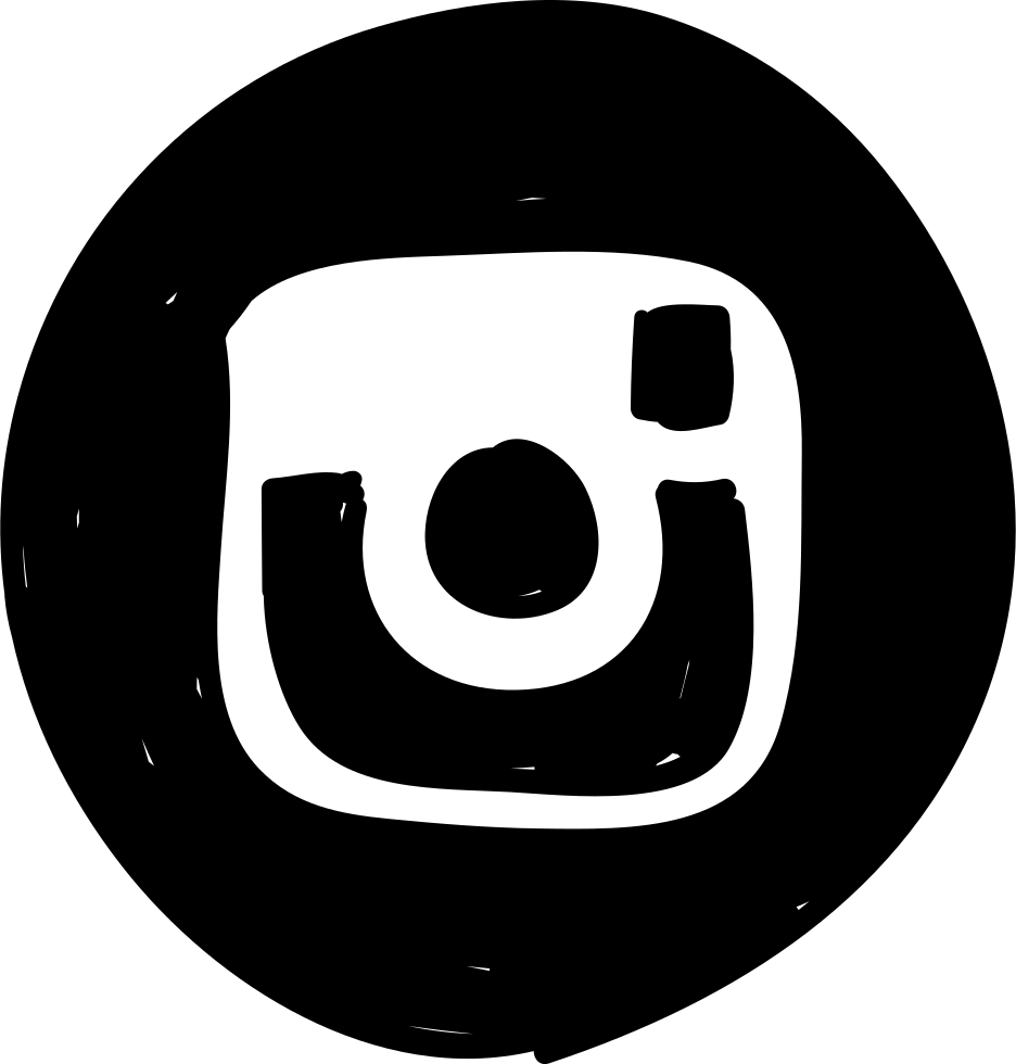 White instagram logo png. Svg icon free download