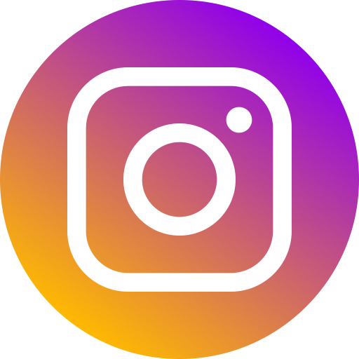 Instagram circle png. Social media networks color