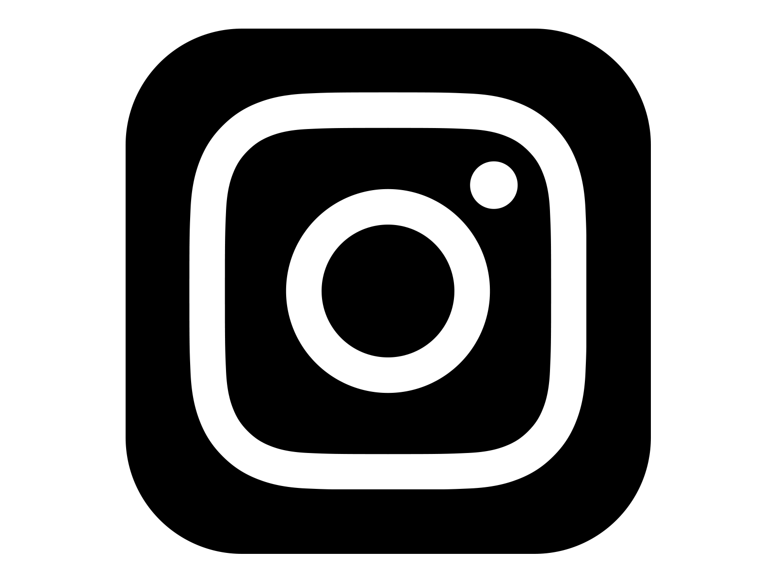 Black and white instagram logo png. Clipart group bbcpersian collections