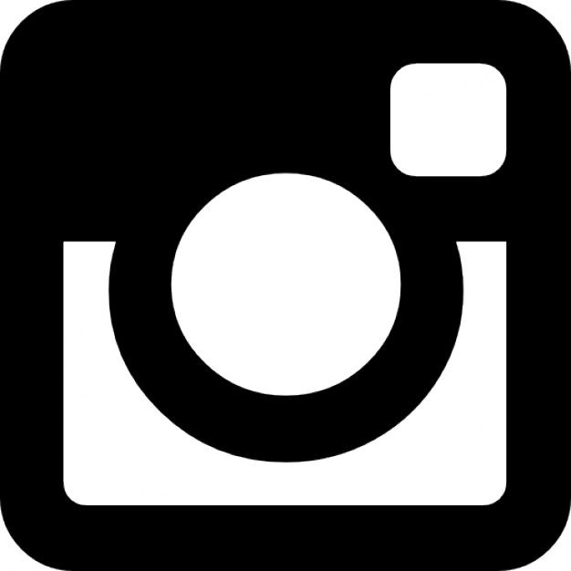Instagram clipart vector. Symbol icons free download
