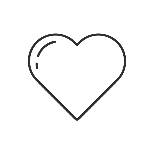 Instagram heart icon png. Ui by vectto like