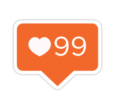 Instagram like icon png. Automatic likes slow dripped