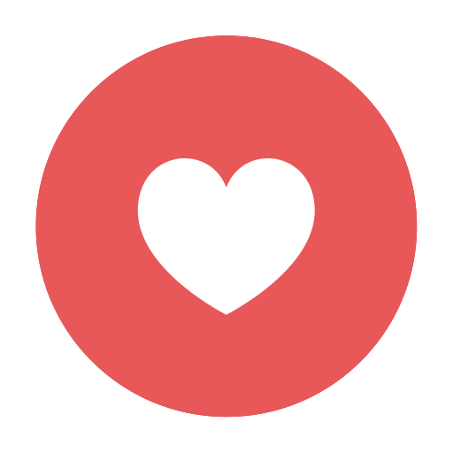 Instagram like icon png. Red website beauty by