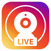 Instagram live logo png. Guide for android apk