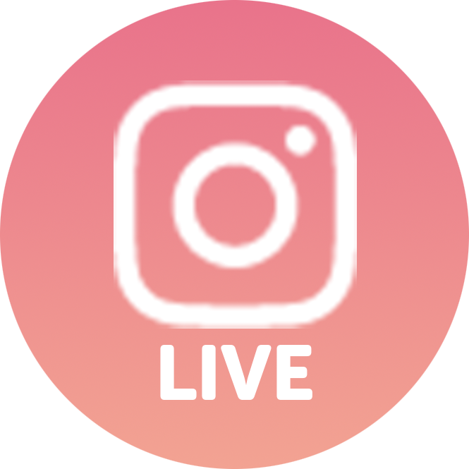 Instagram live logo png. How to develop an