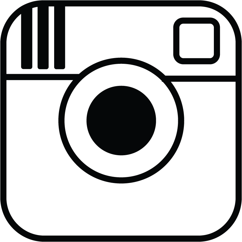 Instagram logo white png. Collection of clipart
