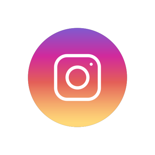 Facebook and instagram logos png. Circle icon ico