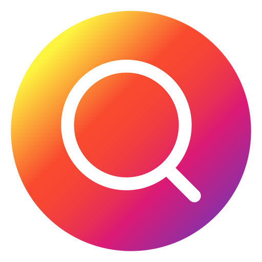 Instagram logo new png. Icon colorful transparent svg
