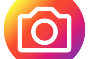 Instagram logo png transparent background. Round check all related