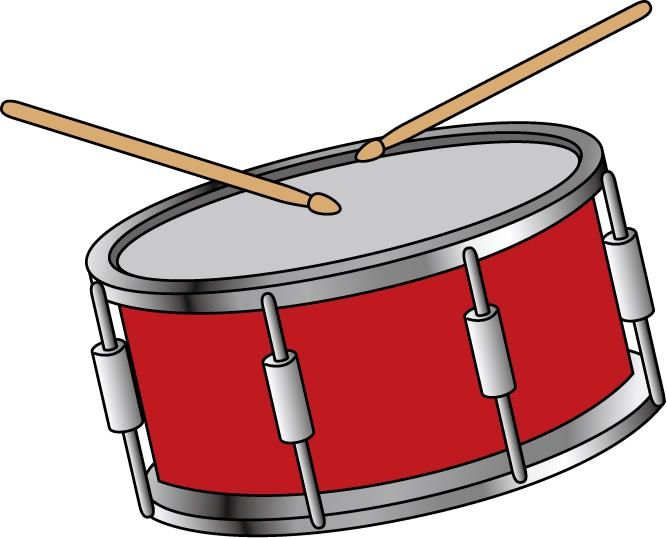instruments clipart band instrument