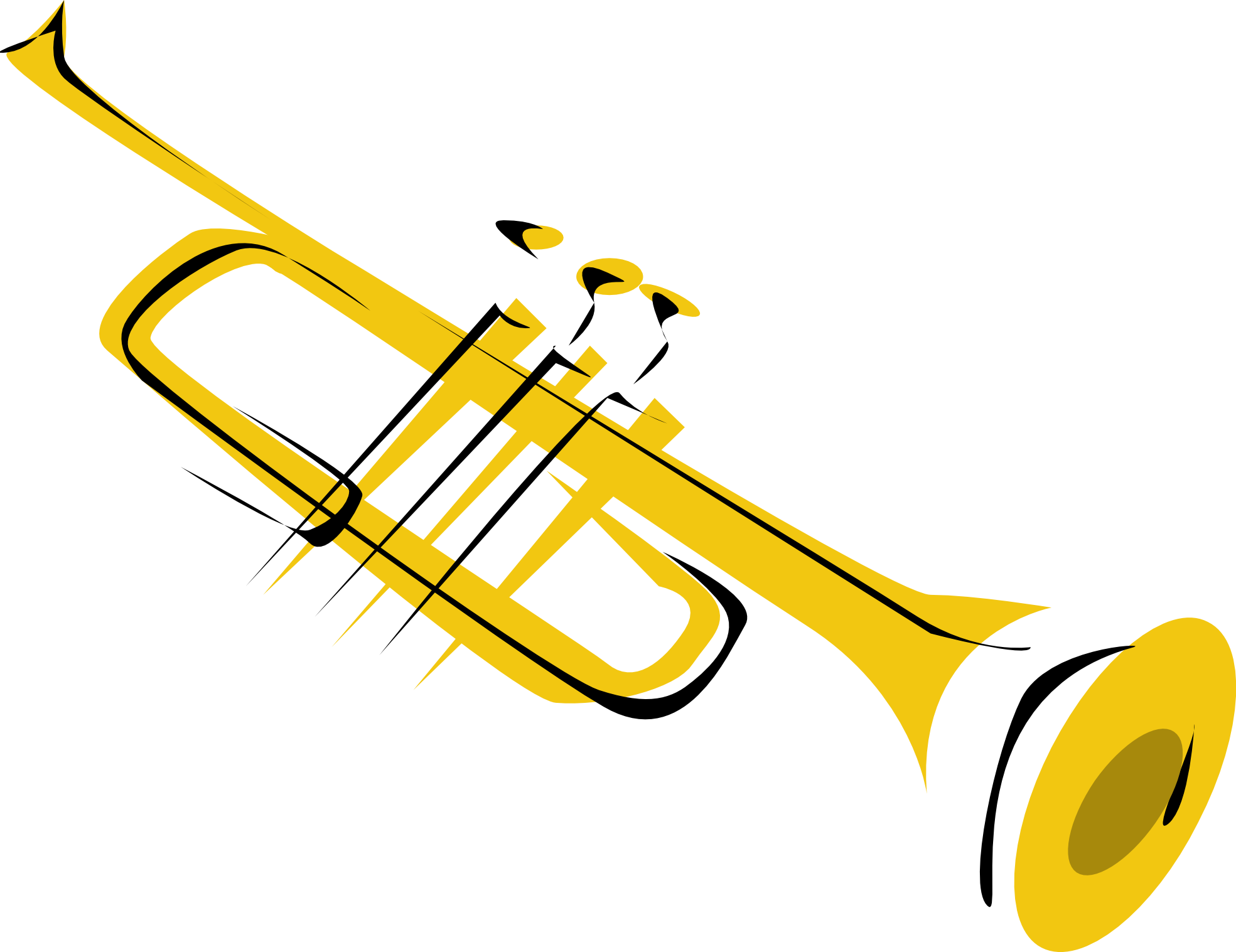 Medieval clipart trumpet. Clip art library