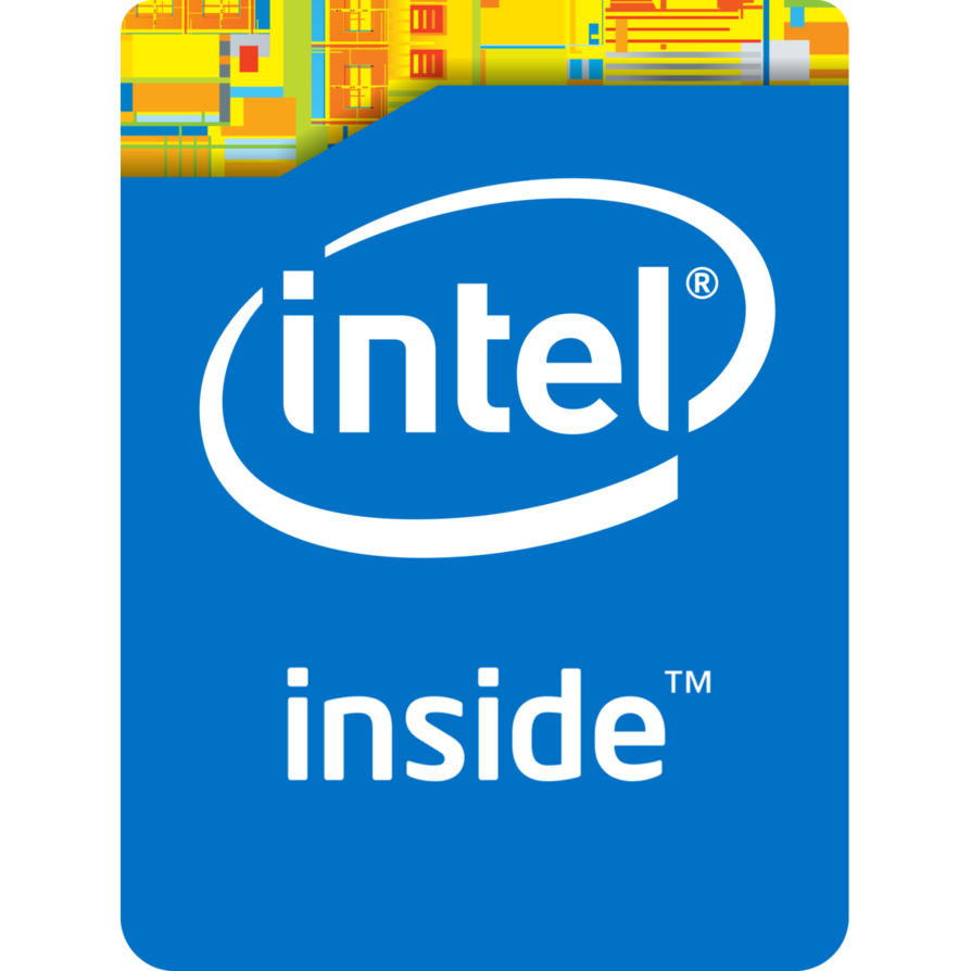 Intel logo png. Transparent pictures free icons