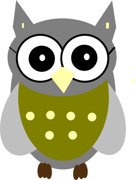 Surprised clipart owl. Smart at getdrawings com