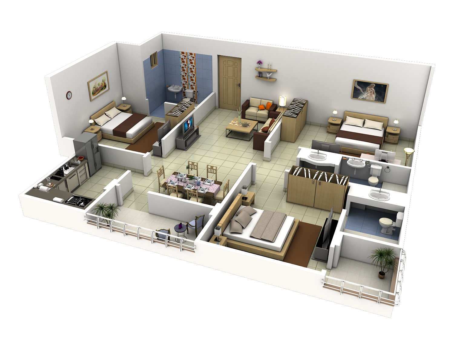 Interior design floor plan sketches png. Complete home d collection