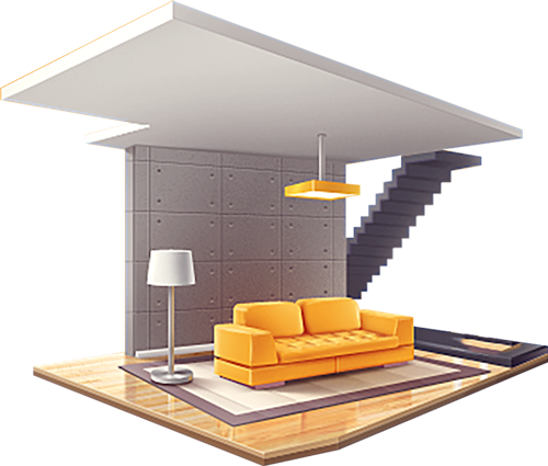 Interior design png. Leading architects and designers