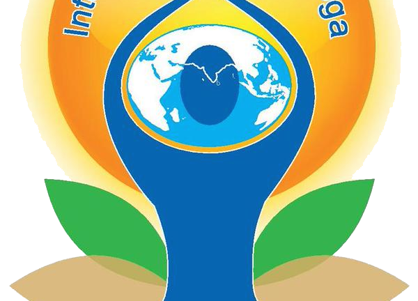 International day of yoga logo png. Virmani education trust