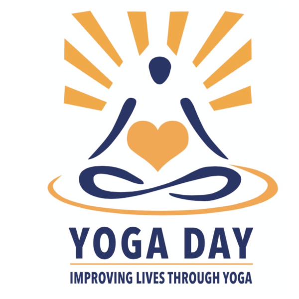 International yoga day logo png. Give to big