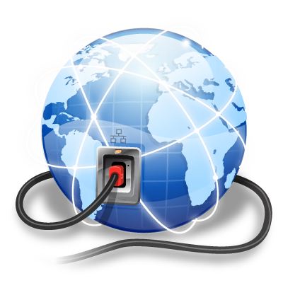 Internet connection png. Super vista by iconshock
