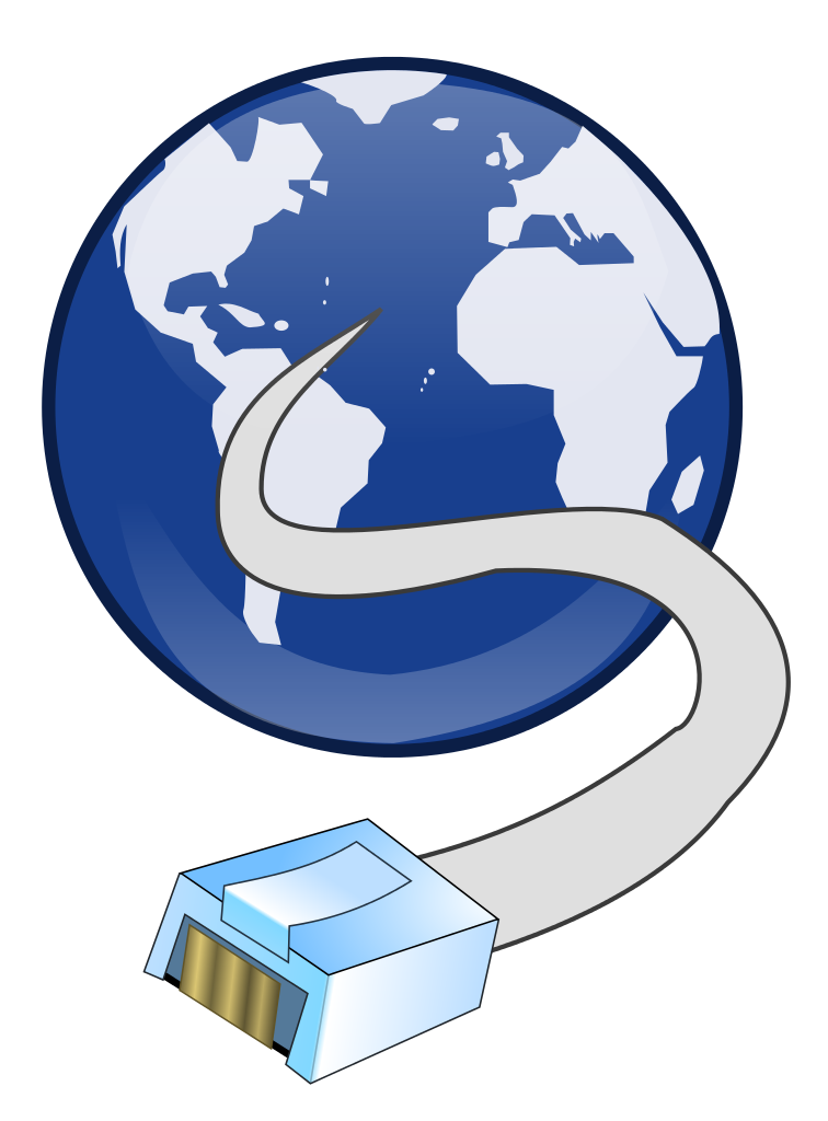 Internet connection png. File crystal clear app