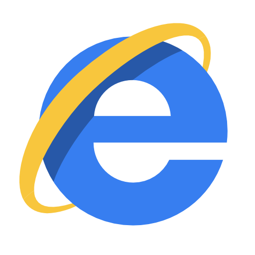 Internet explorer png. Ie icon free of