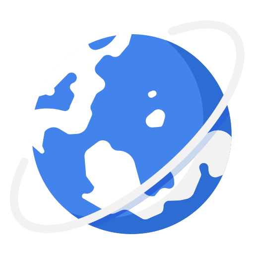Internet globe png. Connection of things icon