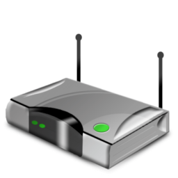Internet router png. Icon myiconfinder