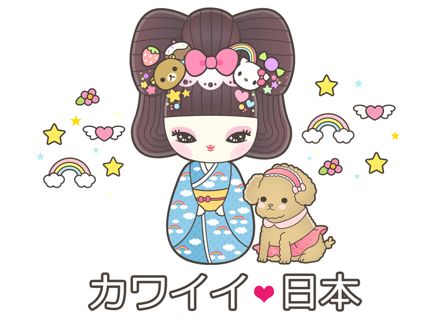 Internet transparent kawaii art. Web directory japan lover