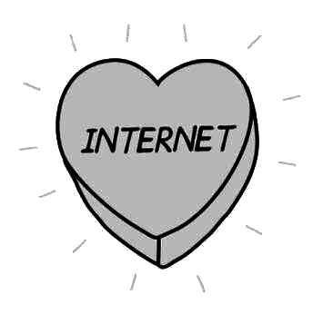 Internet transparent tumblr. Image about in by