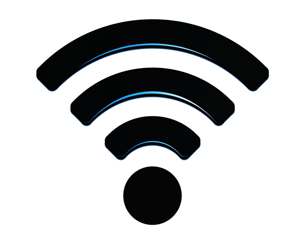 Internet transparent wireless. Access in the dlcc