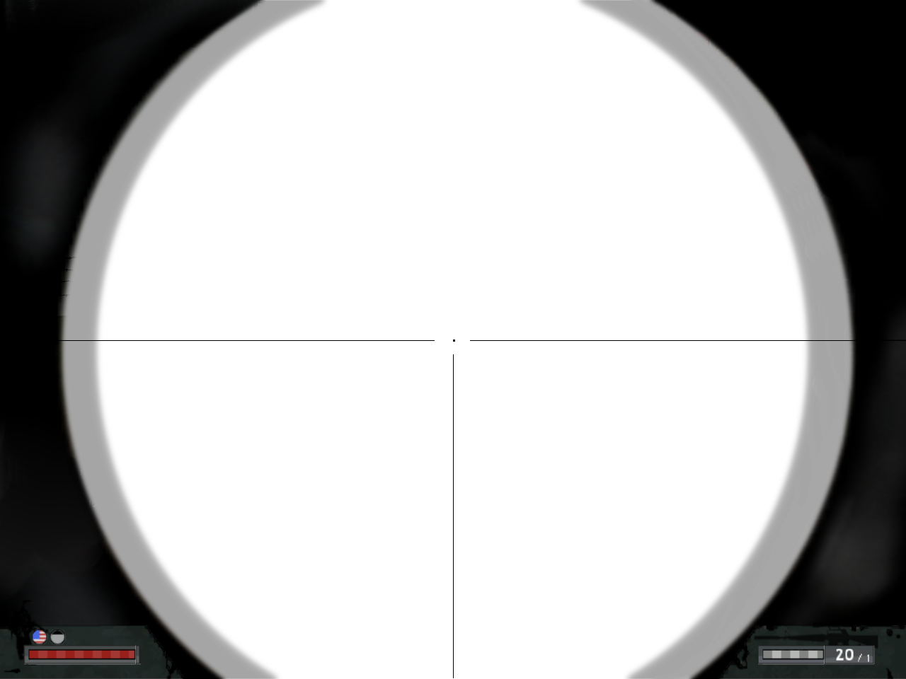 Intervention scope png. Image m reticle battlefield