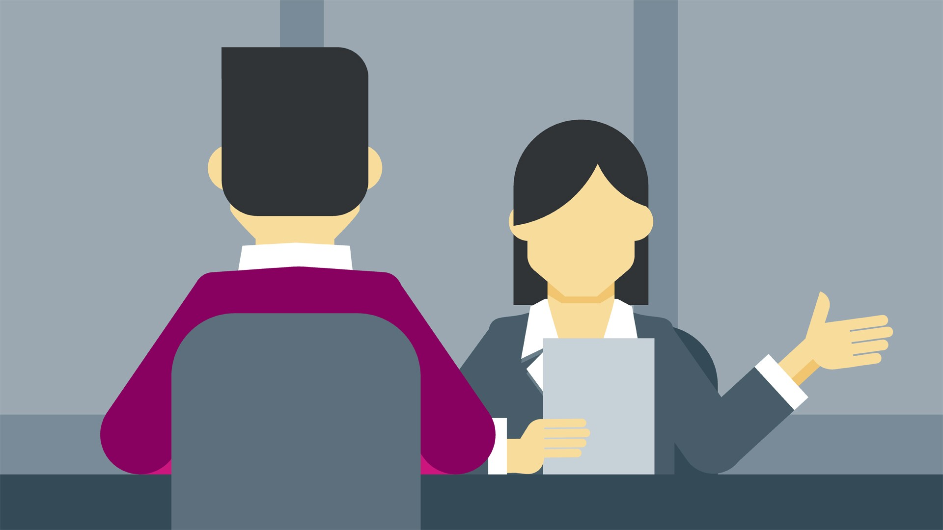 Interview clipart college interview. Questions