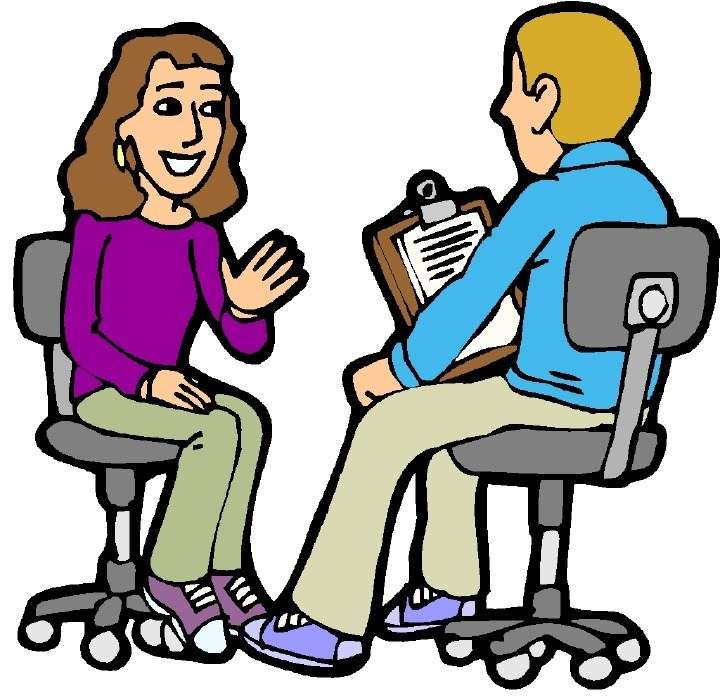Interview clipart college interview. Mu sigma group discussion