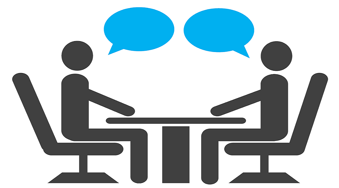 Interview clipart work interview. Ultimate guide to job