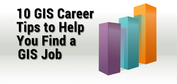Vector paths career path. Gis tips to
