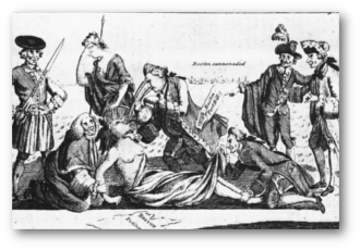 Intolerable acts clipart tea british. The were a series