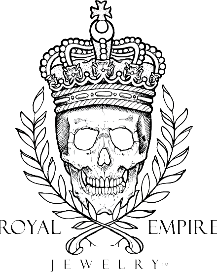 Intricate drawing crown. Royal empire jewelry about