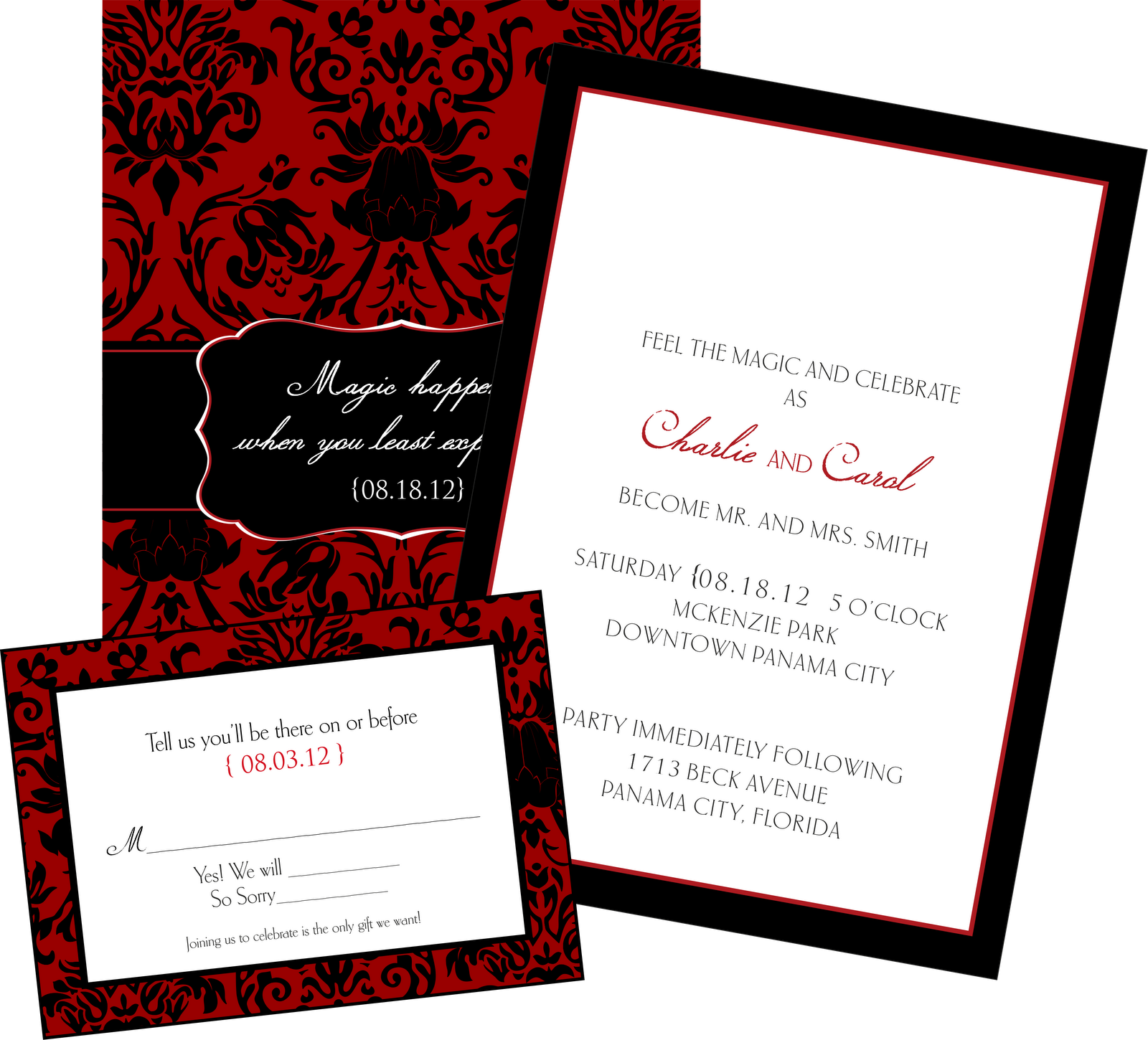Wedding invitations png. Printing invitation cards printers