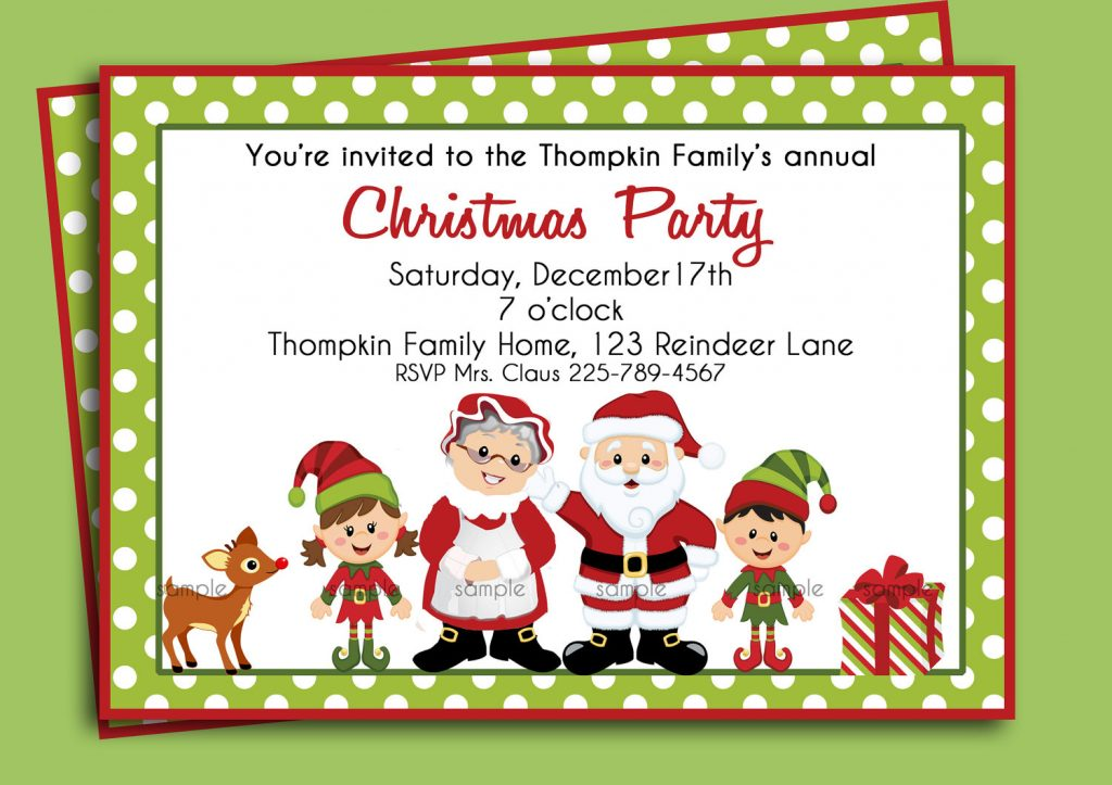20 Invitation Clipart Christmas For Free Download On Ya Webdesign